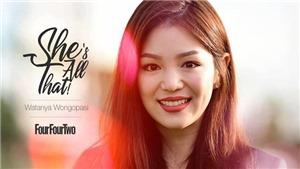 Watanya Wongopasi: 'Người truyền lửa' cho mục tiêu giành HCV SEA Games 29 của U22 Thái Lan