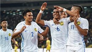 U22 Brunei không yếu, chủ nhà Malaysia chật vật mới thắng