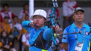 Bật mí về cô út đội bắn cung giành huy chương đầu tiên cho TTVN