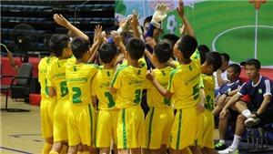 U11 SLNA lần đầu vô địch giải bóng đá Nhi đồng toàn quốc