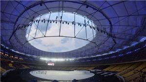Hơn 100.000 người đến Bukit Jalil dự lễ khai mạc SEA Games