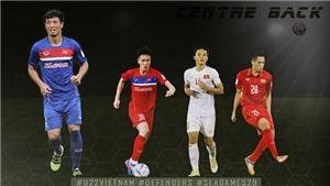 HLV Hữu Thắng sẽ dùng cặp trung vệ nào ở SEA Games 29?