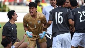 Người Thái 'cười', Việt Nam 'khóc' vì thủ môn
