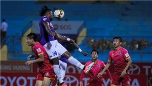 Hà Nội và Sài Gòn FC cống hiến trận cầu kịch tính như Ngoại hạng Anh
