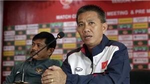 HLV Myanmar ra oai, U18 Việt Nam và Indonesia không đặt nặng thành tích