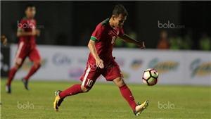 'Messi Indonesia' tỏa sáng, U18 Myanmar gục ngã tại giải U18 Đông Nam Á 2017