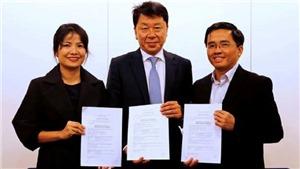 Bầu Đức mời bạn HLV Park Hang Seo làm GĐKT CLB HAGL