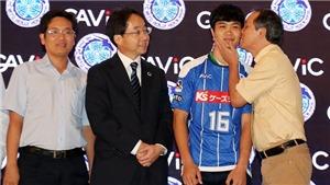 Mito Hollyhock nhắm Công Phượng, HLV Park Hang Seo lần đầu dự khán V-League