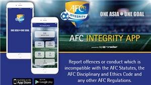 Người hâm mộ có thể gửi tin nhắn tổ cáo tiêu cực bóng đá