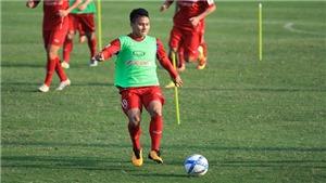 Quang Hải lập cú đúp cho U23 Việt Nam theo phong cách Robben