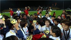 HLV Mai Đức Chung: 'Tôi muốn nhảy cẫng lên vì HCV SEA Games'