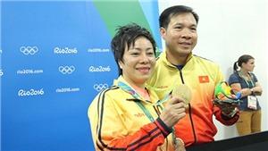 HLV Nguyễn Thị Nhung: 'Thất bại ở SEA Games 2017 sẽ giúp Hoàng Xuân Vinh toả sáng ở Olympic 2020'