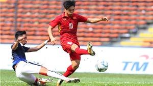 Công Phượng là 1 trong 3 cầu thủ ghi nhiều bàn thắng nhất SEA Games 29