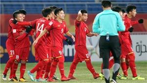 Video: HLV Park Hang Seo chúc mừng từng học trò, Quang Hải cảm ơn người hâm mộ