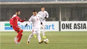Quang Hải lọt TOP 5 bàn thắng đẹp nhất vòng bảng, U23 Việt Nam được hồi sức