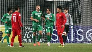 HLV Park bày bí kíp để U23 Việt Nam 'vô hiệu hoá' chân sút Iraq cao 1m89