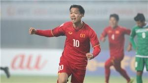 Sự thật Công Phượng 'buồn' ở giải châu Á, áo đấu của Xuân Mạnh được đấu giá 10.000 bảng Anh