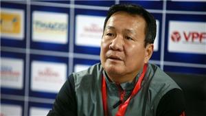 HLV Hoàng Văn Phúc tiết lộ 'tuyệt chiêu' hạ SLNA ở Siêu Cup quốc gia 2017