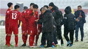 Hàn Quốc sa thải bạn của HLV Park Hang Seo, U23 Việt Nam làm từ thiện