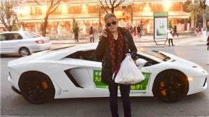 Ông chủ soái ca cưỡi Lamborghini ship bánh bao khiến dân tình náo loạn!