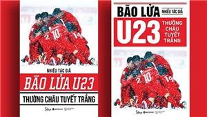 Showbiz 168: Sách về U23 gây sốt, Đức Phúc tự truyện về 'hành trình lột xác'