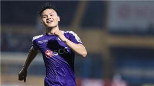 VIDEO bàn thắng Hà Nội 1-0 TPHCM: Hà Nội lên đầu bảng
