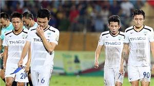 VIDEO Sài Gòn 3-1 HAGL: Trắng tay trước Sài Gòn, HAGL chỉ còn hơn Thanh Hóa 1 điểm