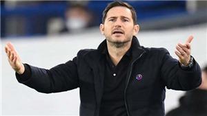 Chelsea sa thải Lampard: Những thống kê quá tệ của Frank!