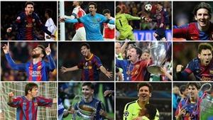 Lionel Messi: Tuổi 33 và 20 dấu mốc trong sự nghiệp của một thiên tài bóng đá