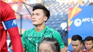 U23 Việt Nam: Xem những pha cứu thua xuất sắc của Tiến Dũng trước U23 UAE