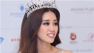 Tân Hoa hậu Hoàn vũ Việt Nam Khánh Vân nói gì khi bị chê trả lời ứng xử kém hơn 2 Á hậu?