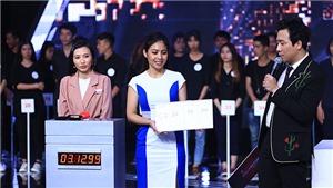 'Siêu trí tuệ Việt Nam' tập 10: Hot girl Mai Tường Vân hạ 'knock-out' đối thủ trong thử thách QR code