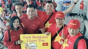 Sang Philippines xem chung kết, Lý Hùng - Phương Thanh vỡ oà vì U22 Việt Nam giành HCV SEA Game 30