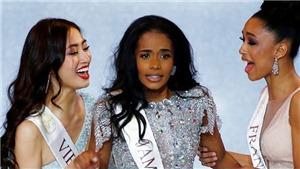 Không phải người đẹp Ấn Độ, chân dài Jamaica giành vương miện Miss World 2019