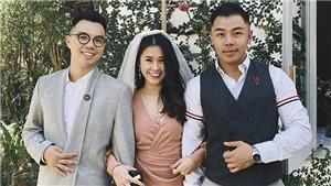 Soobin Hoàng Sơn và dàn sao Việt dự lễ cưới của Tóc Tiên - Hoàng Touliver