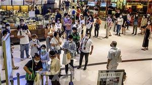 Dịch COVID-19 khu vực ASEAN tối 19/5: Thái Lan đề phòng dịch tái bùng phát, Jakarta gia hạn giãn cách xã hội