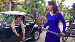 Không cam lòng đi ăn mày trong 'Luật trời', Huy Khánh – Ngọc Lan quay cái kết mới