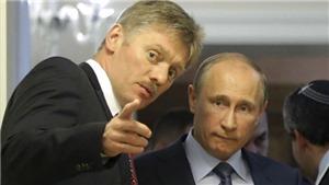Thư ký báo chí của Tổng thống Nga dương tính với virus SARS-CoV-2