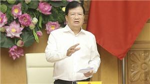 Dự kiến Quy hoạch tổng thể quốc gia sẽ được Quốc hội xem xét, biểu quyết trong năm 2021