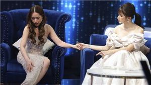 Nữ chính 'Người ấy là ai' tự ti vì bỏng nặng, Hương Giang chạnh lòng: 'Ở đây em mới là nhiều sẹo nhất'
