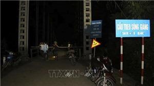 Vụ tai nạn nghiêm trọng tại cầu sông Giăng: Bộ Công an chỉ đạo điều tra làm rõ nguyên nhân