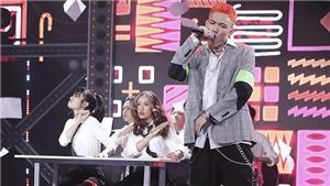 'Rap Việt': Hot boy đội Suboi chịu sức ép từ thầy giáo Gonzo của đội Binz