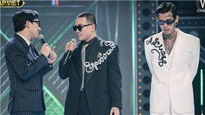 Wowy đáp trả 'cực căng' khi nói về chiến thắng của Dế Choắt ở 'Rap Việt'