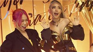 Châu Bùi bất ngờ tung MV cùng hot girl 'Rap Việt' Tlinh