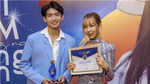 Quang Đăng cùng Khắc Hưng, Min nhận giải thưởng nhờ 'Vũ điệu rửa tay'