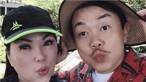 Chồng nghệ sĩ hài Việt Hương tiết lộ tình trạng vợ Chí Tài ở Mỹ
