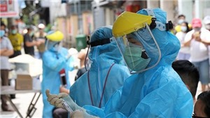 Hà Nội khẩn trương truy vết các trường hợp liên quan đến ca dương tính là nhân viên y tế