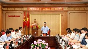 Kỷ luật 10 cán bộ Ban Dân tộc tỉnh Hà Giang