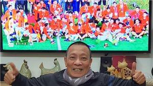 Việt Nam vs Trung Quốc: MC Lại Văn Sâm mong các tuyển thủ 'đá cho dân ta sướng'