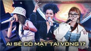 Phần thi casting của thí sinh 'Rap Việt' mùa 2 được phát trên YouTube